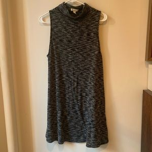 Sleeveless Sweater Dress - Size L